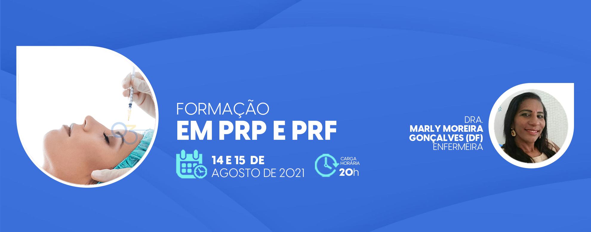 PRP E PRF